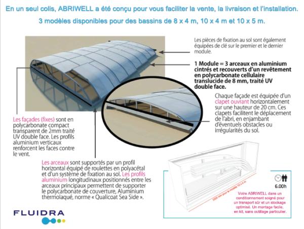 AbriWell - Abri pour piscines