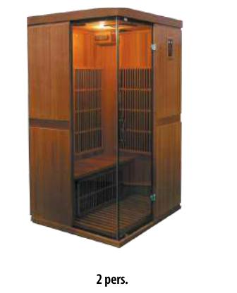 Sauna 2pers.