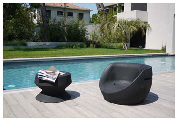 Fauteuil Boon's