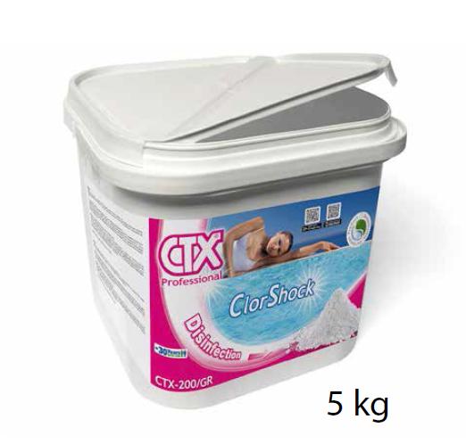 Chlore rapide granulés 5kg