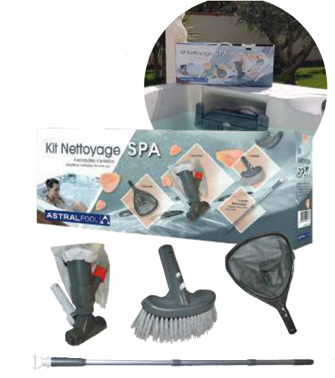 Kit de nettoyage SPA