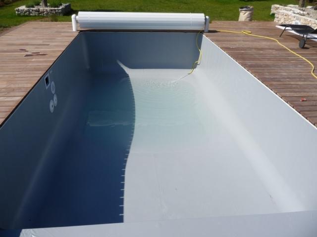 changer eau piscine